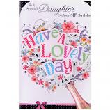 Daughter 40th Birthday - Lovely Day