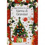 Nanna & Grandad Xmas - Christmas Tree