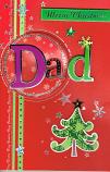 Dad Xmas Large - 3D Dad