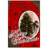 Grandma & Grandad Xmas - Christmas Tree