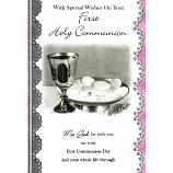 First Communion - F Chalice