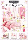 Girl Age 10 - Pink Bedroom