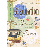 Graduation - Books/Scroll
