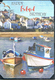 Belated Birthday - Boats