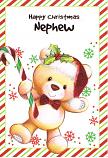 Nephew Xmas - Bear/Stick