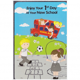New School - School Bus