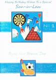 Son-in-law Birthday - Sport Equipment