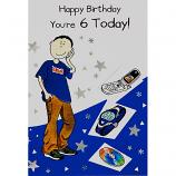 Boy Age 6 - Boy/Gadgets