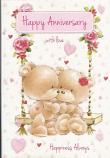 Open Anniversary - 2 Bears Swing