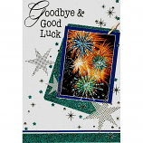Goodbye & Good Luck - Fireworks