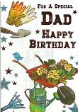 Dad Birthday Wheelbarrow