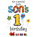 Son 1st Birthday - Train