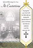Easter - Church/Cross