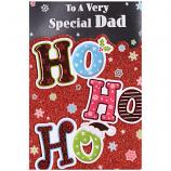 Dad Xmas - Lge Ho Ho Ho