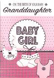 Birth Congrats Grandparents Baby Girl