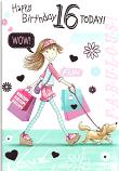 Girl Age 16 Girl/Bags