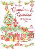 Grandma & Grandad Xmas - Decorations