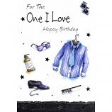 One I Love Birthday - Shirt/Tie