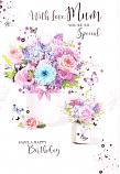 Mum Birthday - Mixed Flowers