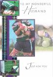 Husband Birthday - Rugby Green