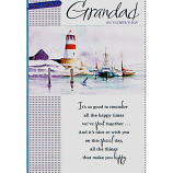 Father's Day Grandad - Lighthouse