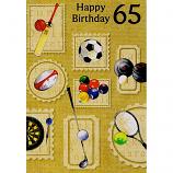 65th Birthday - M Sport Pics