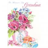 Mother's Day Grandma - Flowers