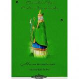 St Patrick's Day - St Patrick/God Bless You