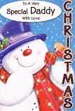 Daddy Xmas - Snowmen