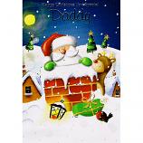Daddy Xmas - Santa/Chimney