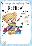 Nephew Birthday - Brown Bear