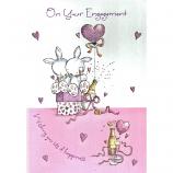 Engagement - Bears/Balloon