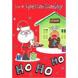 Daddy Xmas - Santa/Shed