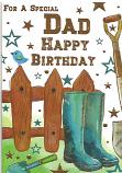 Dad Birthday Wellies