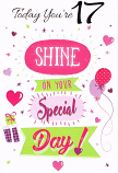 Girl Age 17 - Special Day