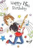 Boy Age 15 - Guitar