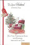 Husband Christmas - Chair