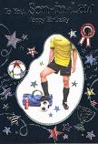Son-In-Law Birthday - Football