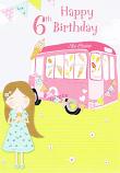 Girl Age 6 - Ice Cream