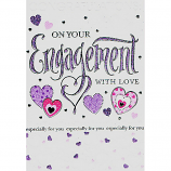 Engagement - Hearts