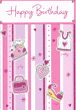 Girl Birthday - 5 Items