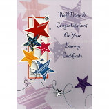 Leaving Certificate - Red Star