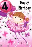 Girl Age 4 - Fairy