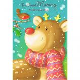 Mummy Xmas - Reindeer