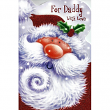 Daddy Xmas - Lge Santa