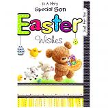 Son Easter - Bear/Basket