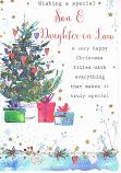 Son & Daughter-in-law Xmas - Xmas Tree