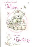Mum Birthday Flower Pots
