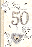 Golden Anniversary Gold 50