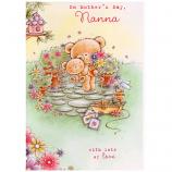 Mother's Day Nanna - 2 Bears